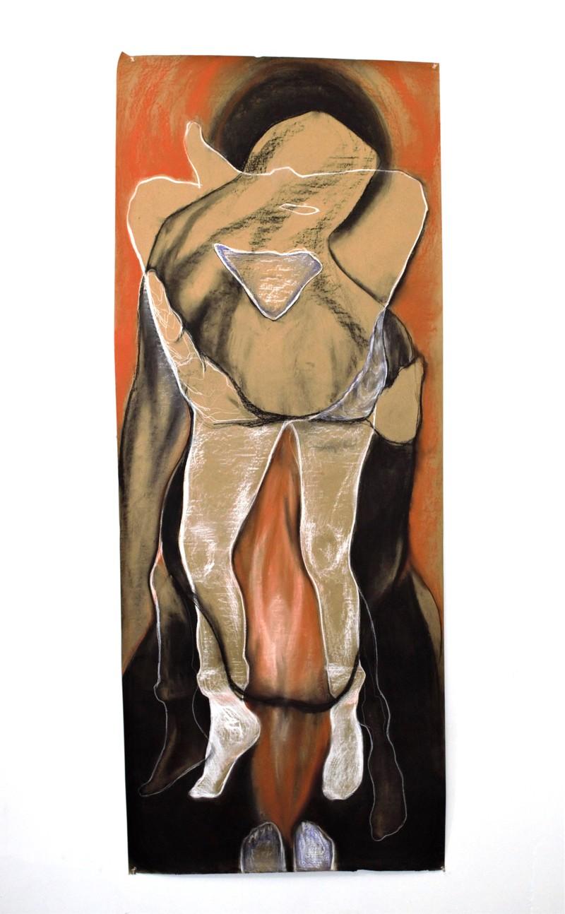 "Artwork – Jess Hoyt - ""Falling Since Winter"", 2020"