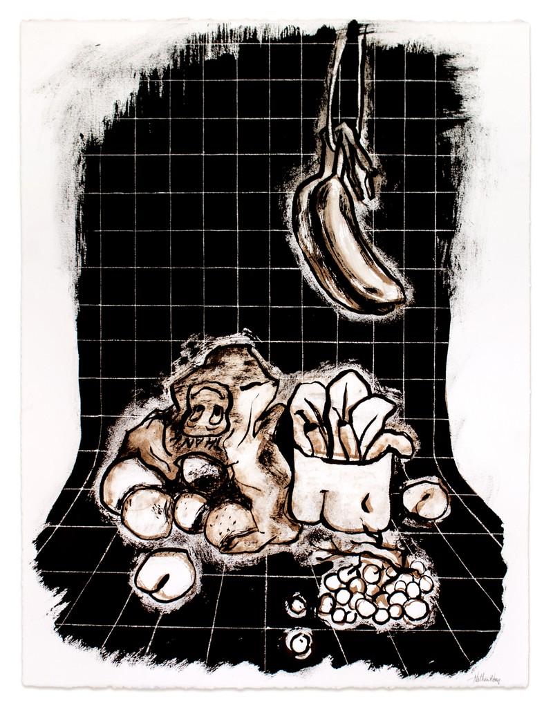 Artwork – Still Life with Bananas, 2021