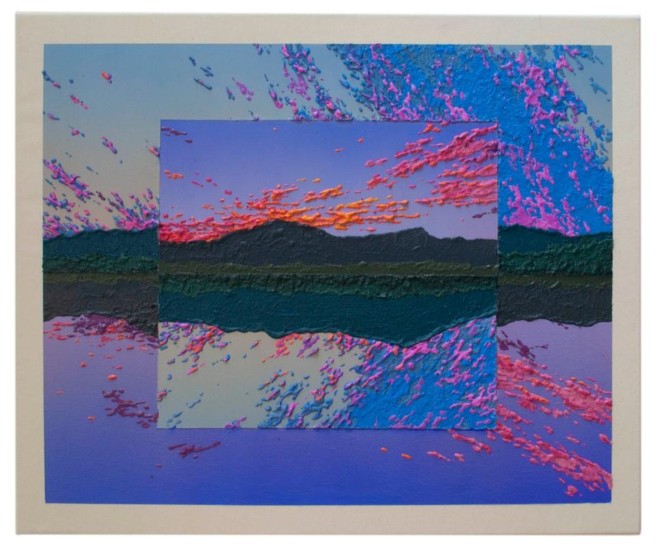 Artwork – Jaffery Reflection, 2020