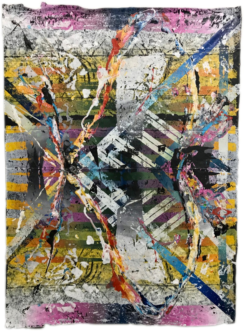 Artwork – Vitruvian Contractor Bag #9, 2018