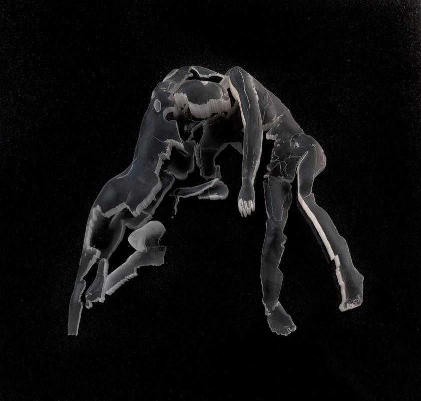 Artwork – The Divers: bas relief X, 2021