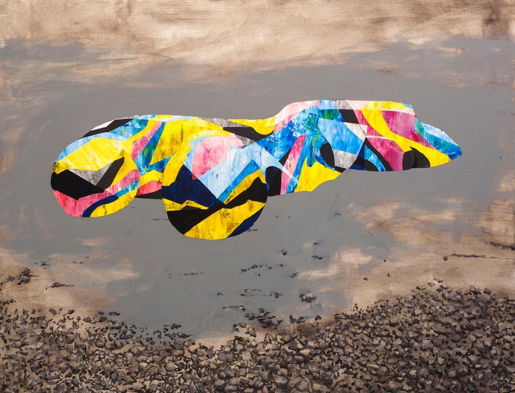 Artwork – Gold Spit, 2018
