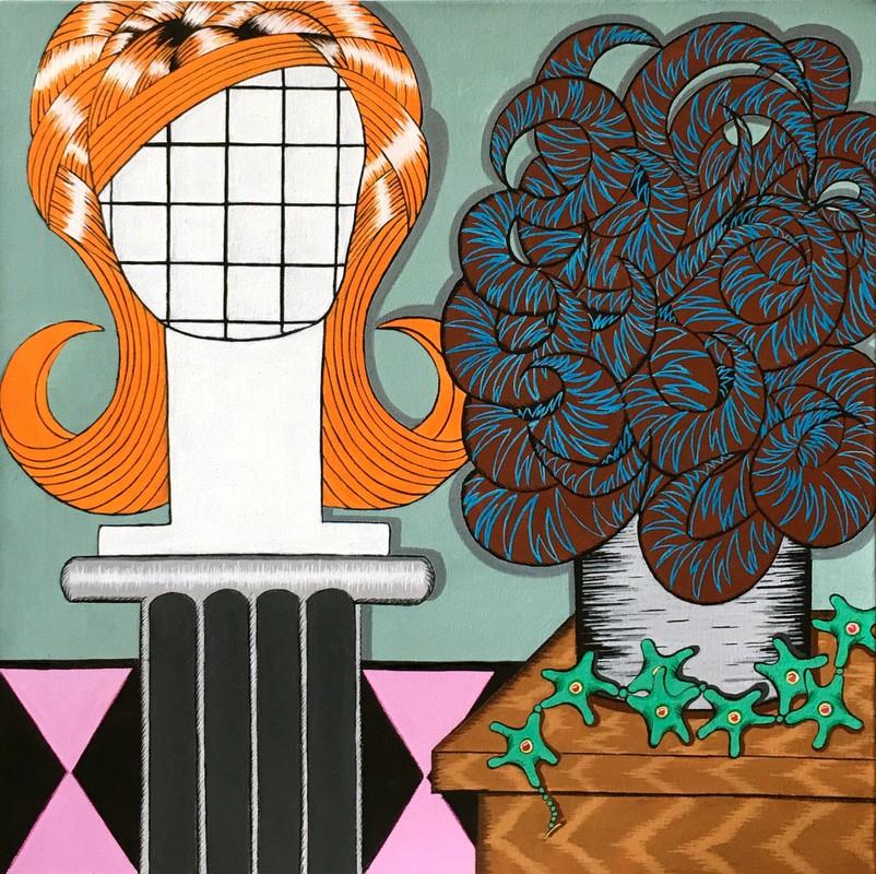 Artwork – Bella Donna, 2019