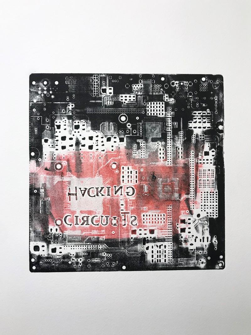 Artwork – Hacking Circuits, 2018