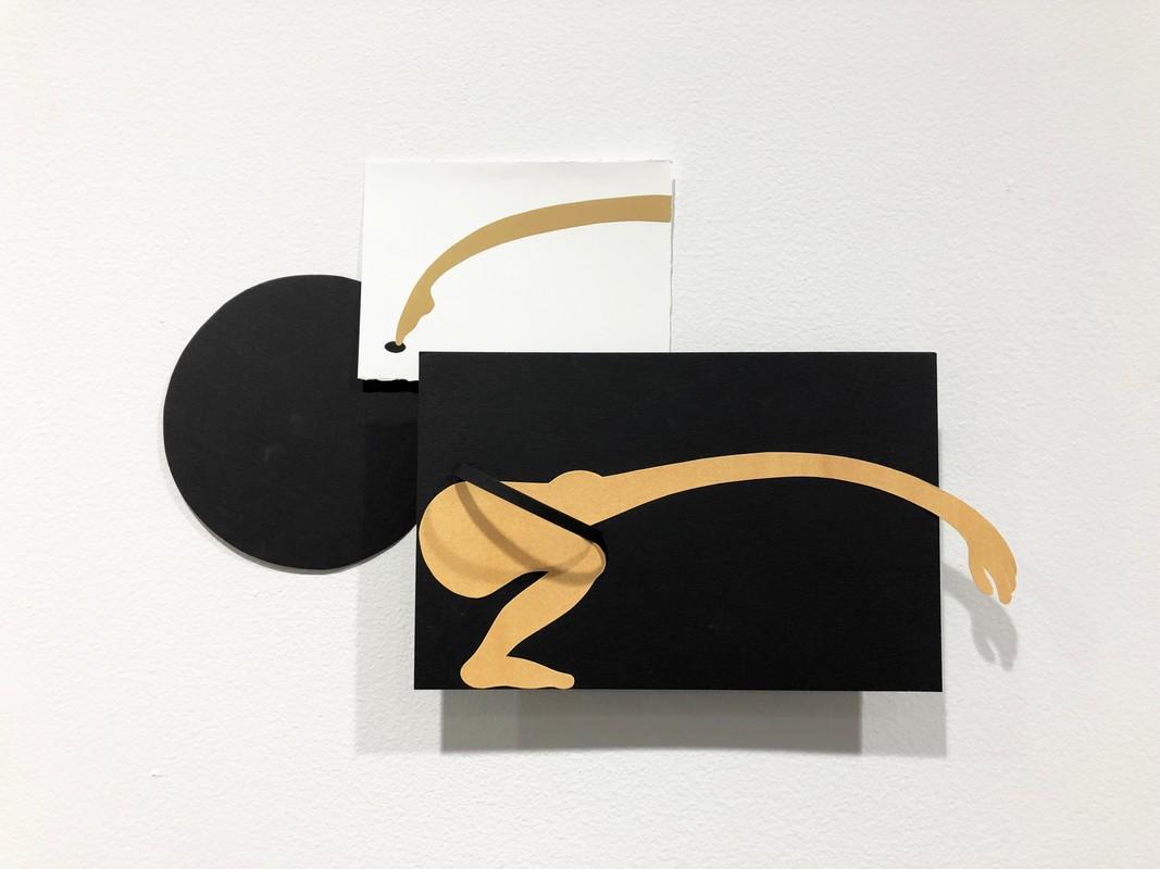 Artwork – Marianna Peragallo, Gravitating, 2018