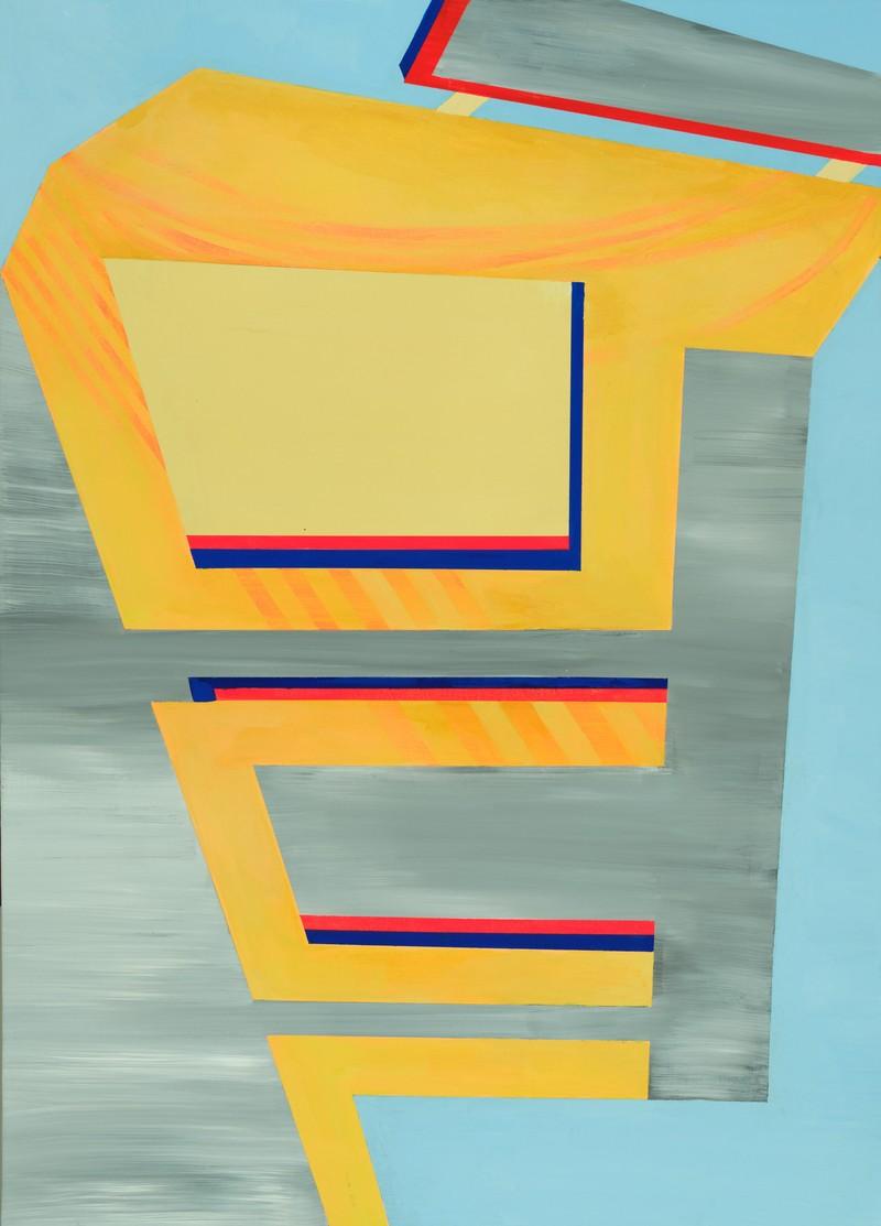 Artwork – Looking Up, 2017