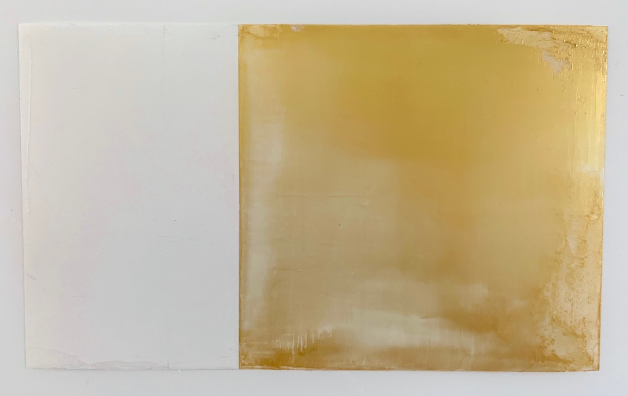 Artwork – White & Gold, 2019