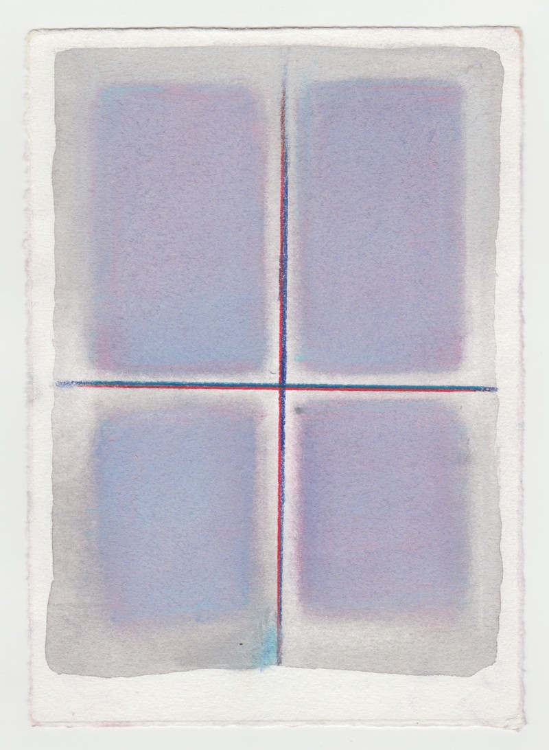 Artwork – Purple Panes, 2020