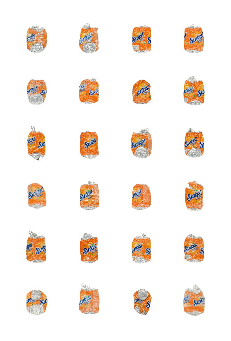 Artwork – A Case of Sunkist, 2021