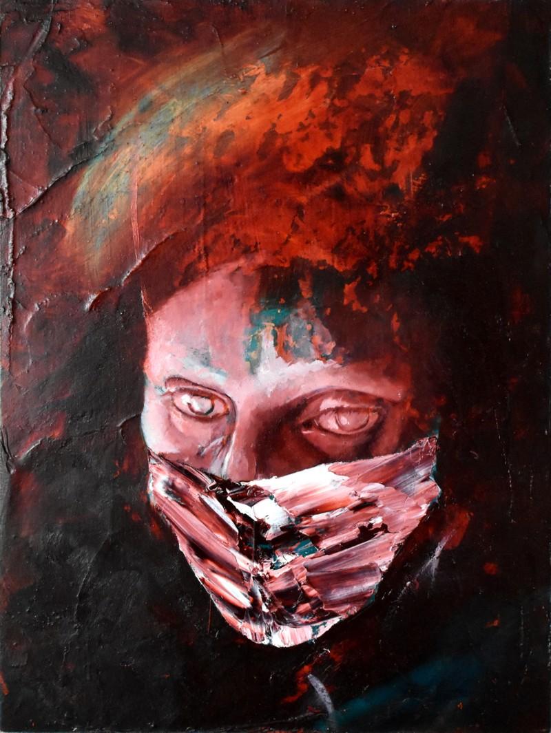 Artwork – Partisan (Implacable Ritual), 2020