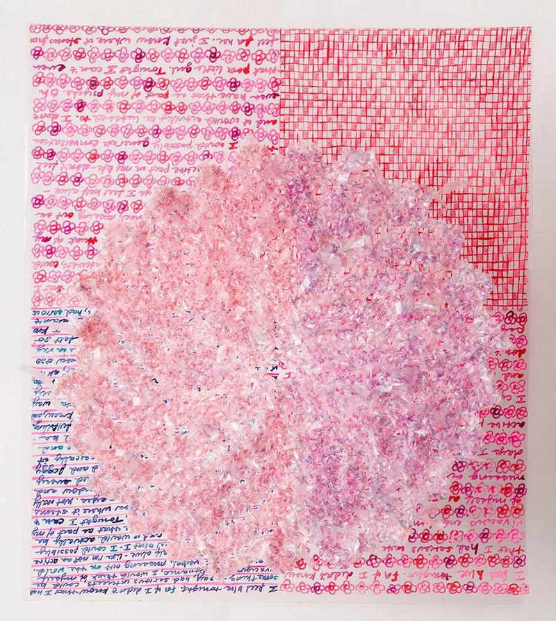 Artwork – Paisley Lace, 2018
