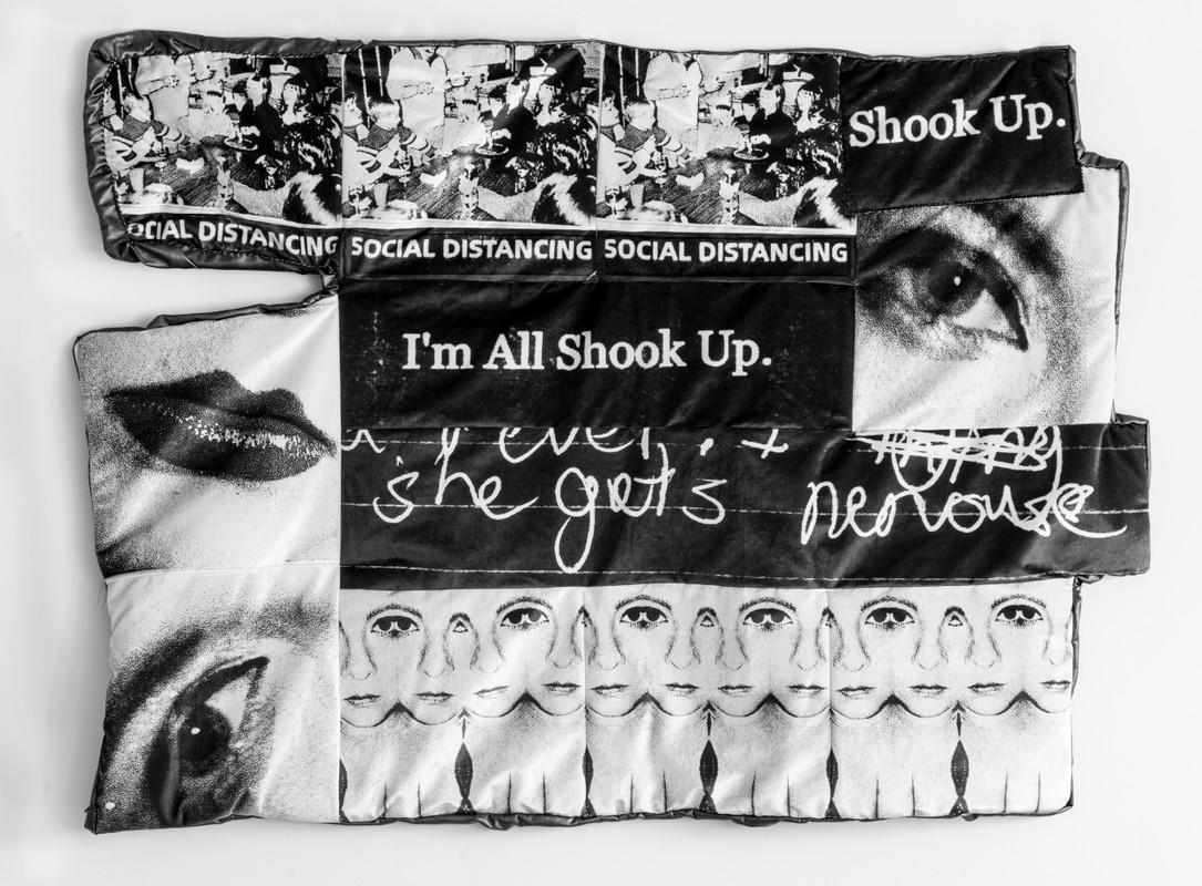Artwork – All Shook Up., 2020