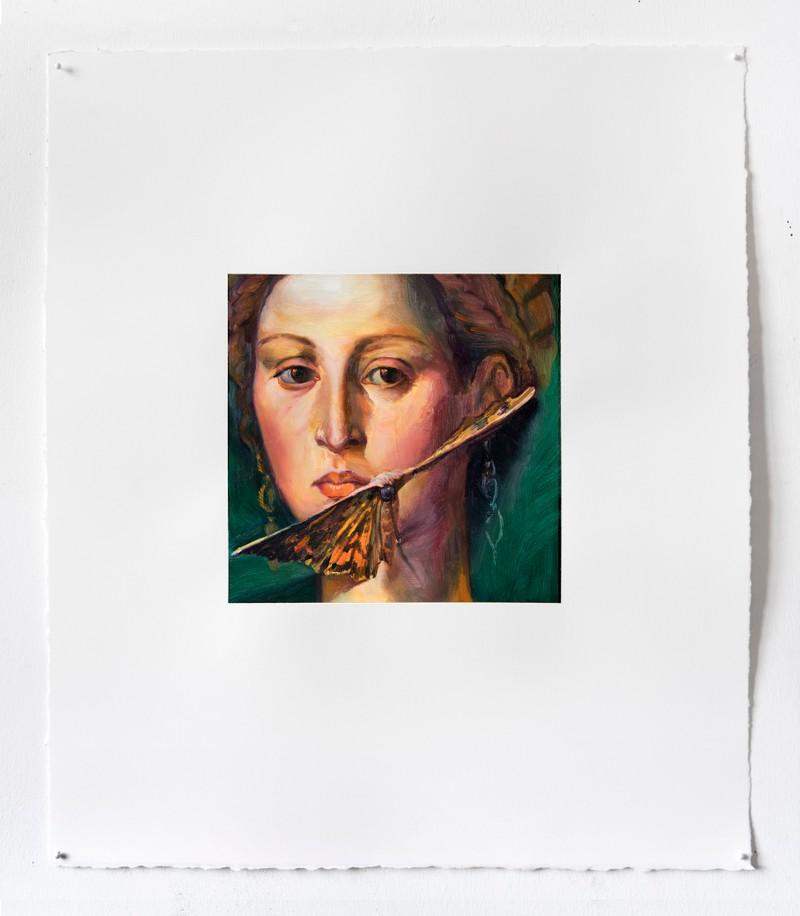 Artwork – Moth (Maria), 2019
