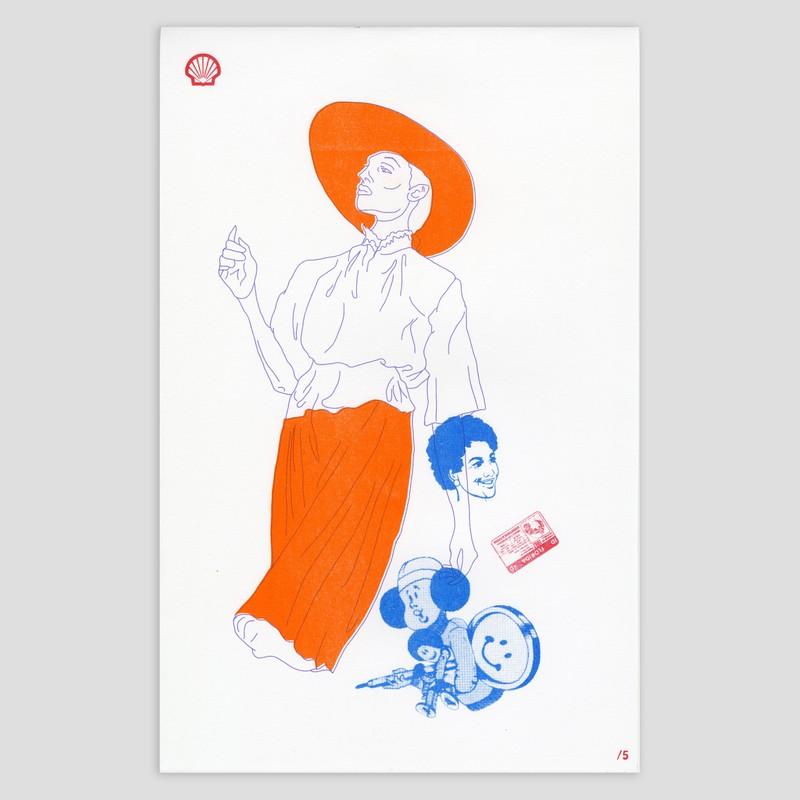 Artwork – Fashion Fair- Double Take 02, 2019