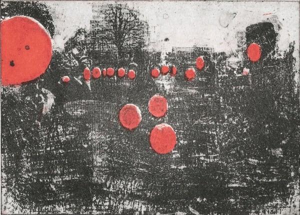 Artwork – Last Rite (Red Fear), 2015