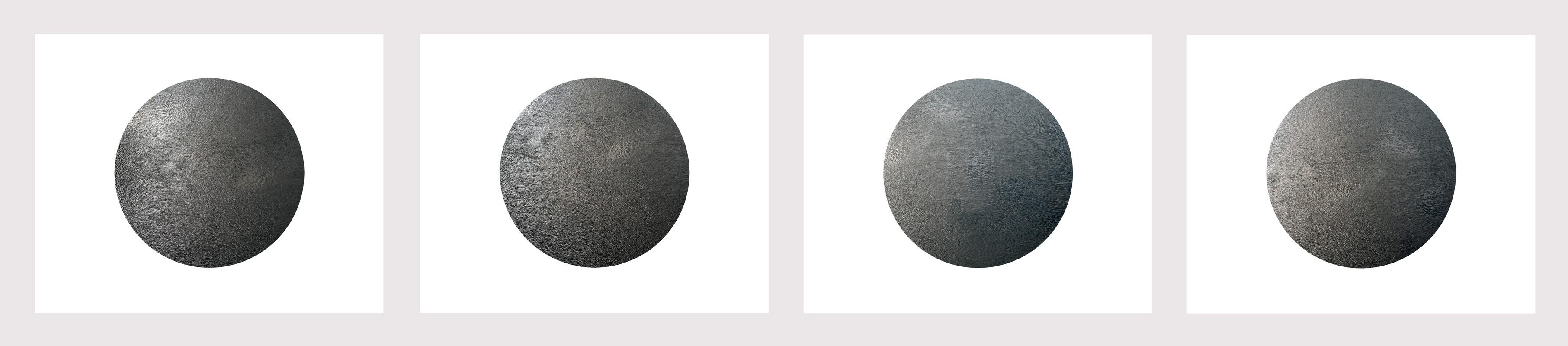 Artwork – Untitled (Hudson River Tondos), 2020