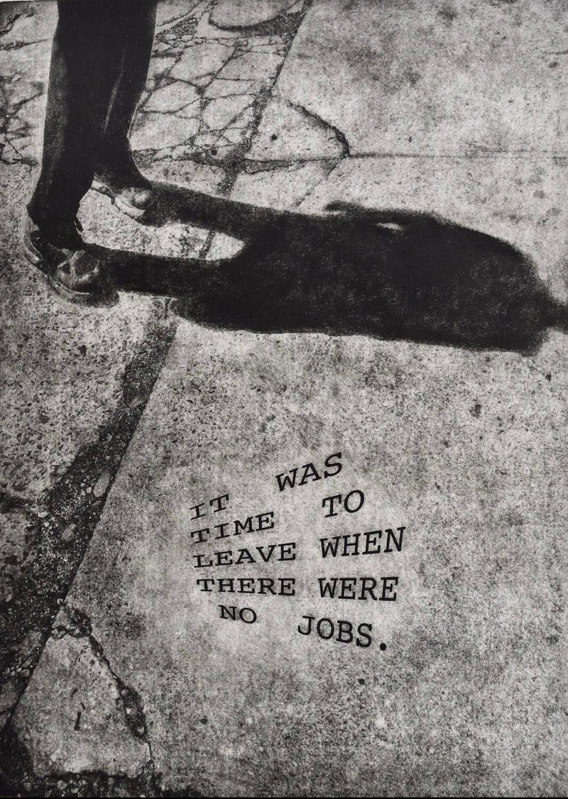 Artwork – No Jobs, 2019
