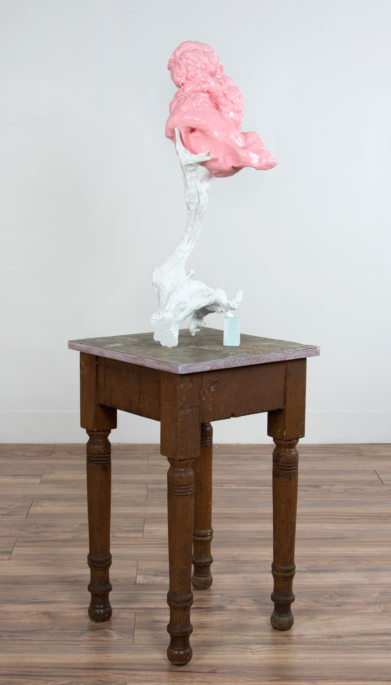 Artwork – Roberley Bell, Still Life with Table, 2018