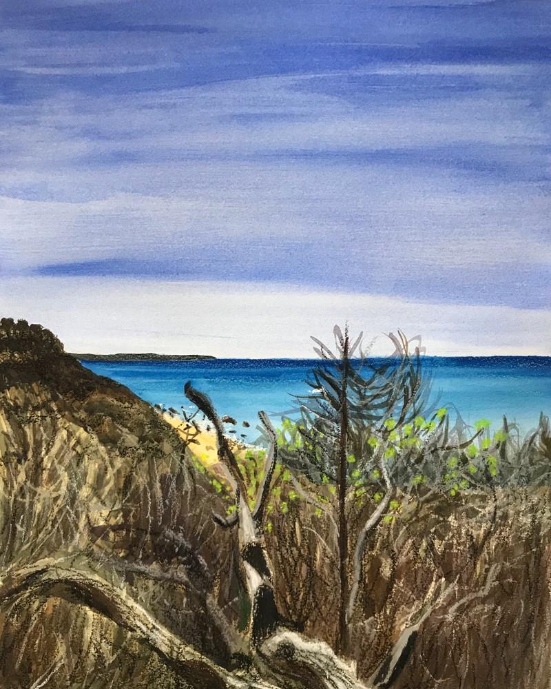 Artwork – Cedar Tree Neck Trail, 2020