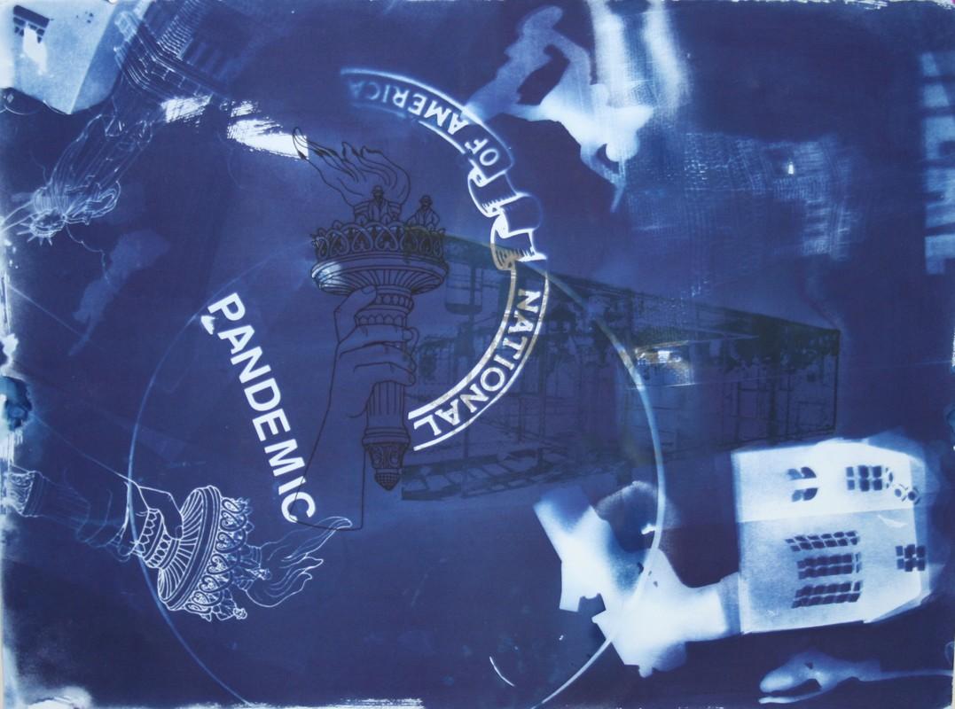 Artwork – National (International) Pandemic, 2020