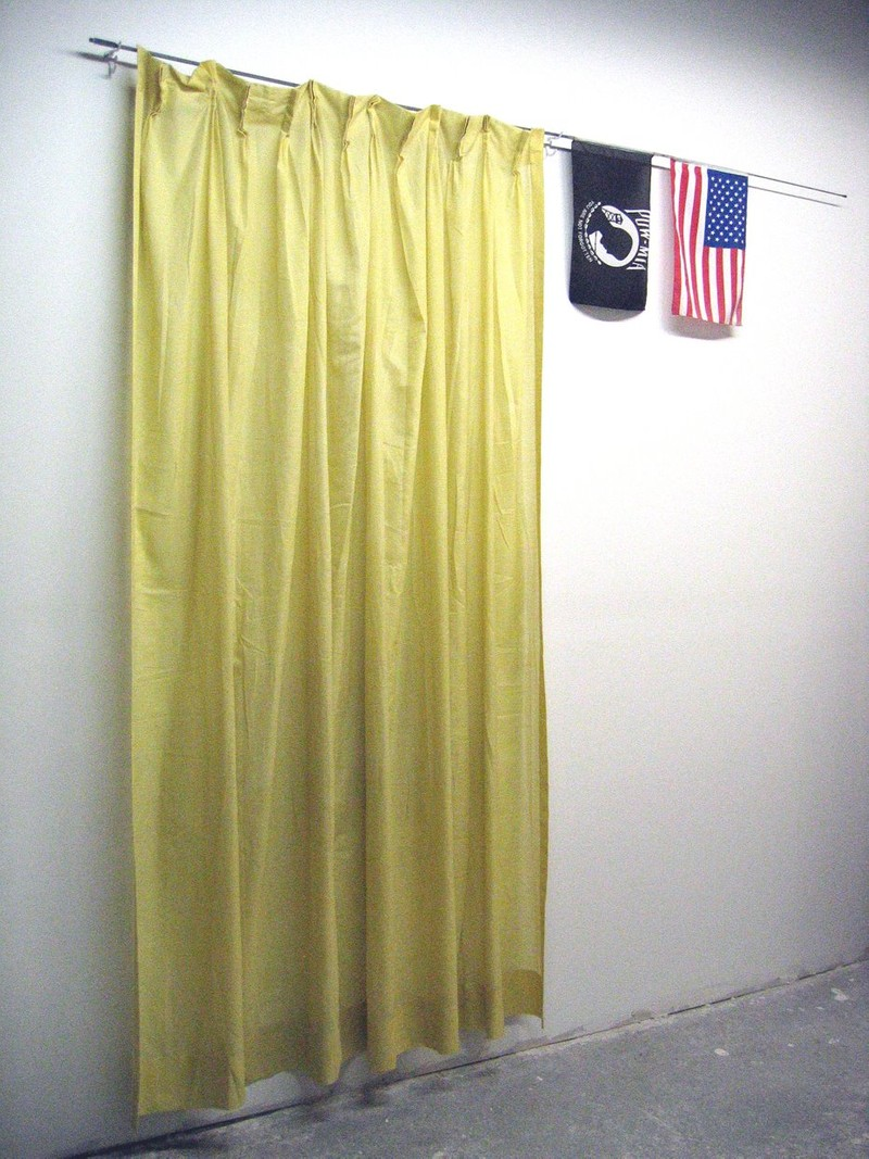 Artwork – Curtains, 2009