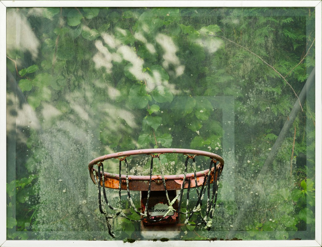 Artwork – Backboard LNP, 2019