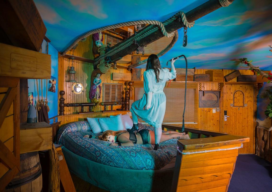 Artwork – Treasure Island Room, 2019