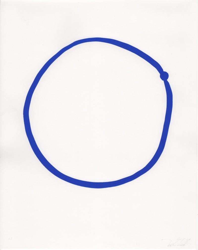 Artwork – Dot Orbit Single Print, 2019