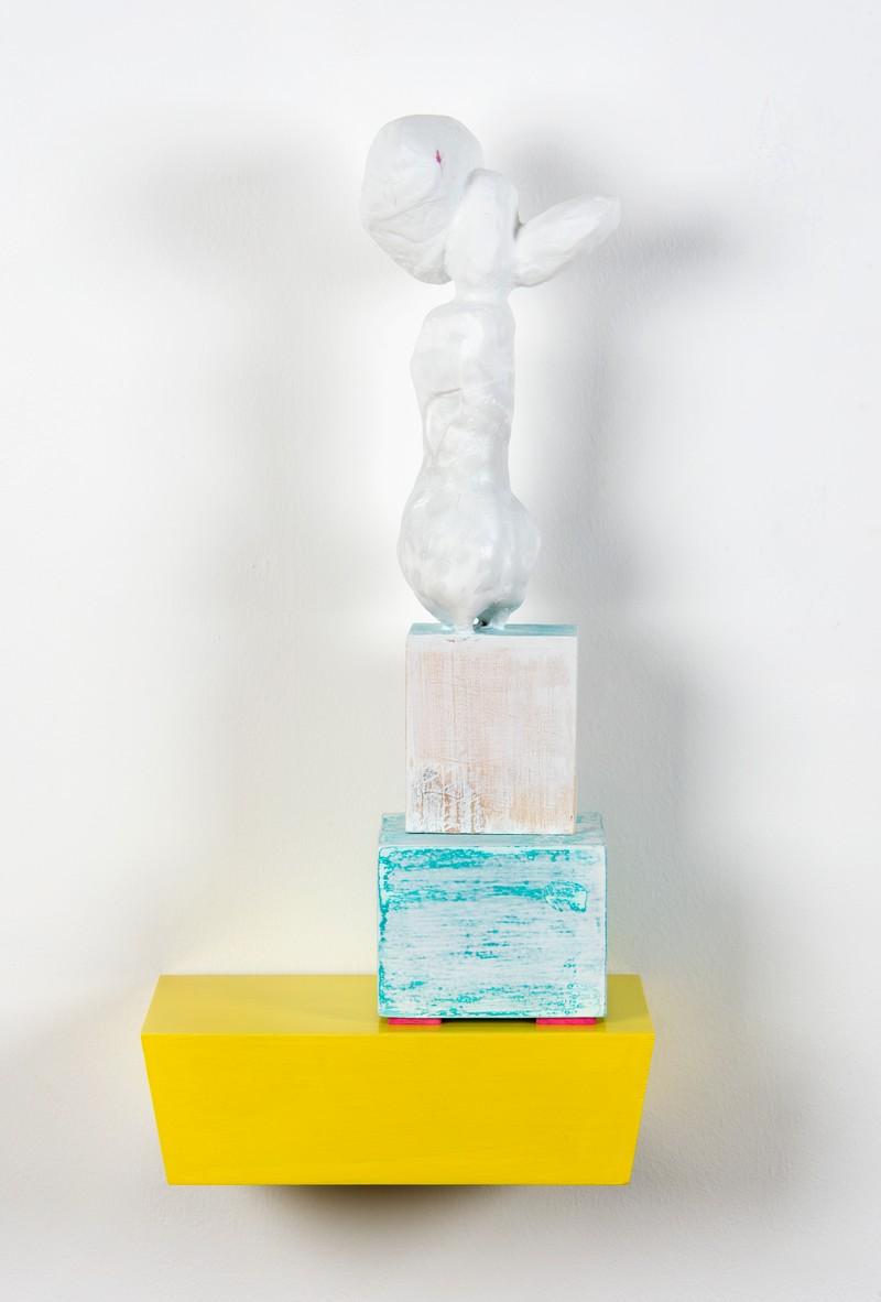 Artwork – Roberley Bell, Nothing Between, 2018