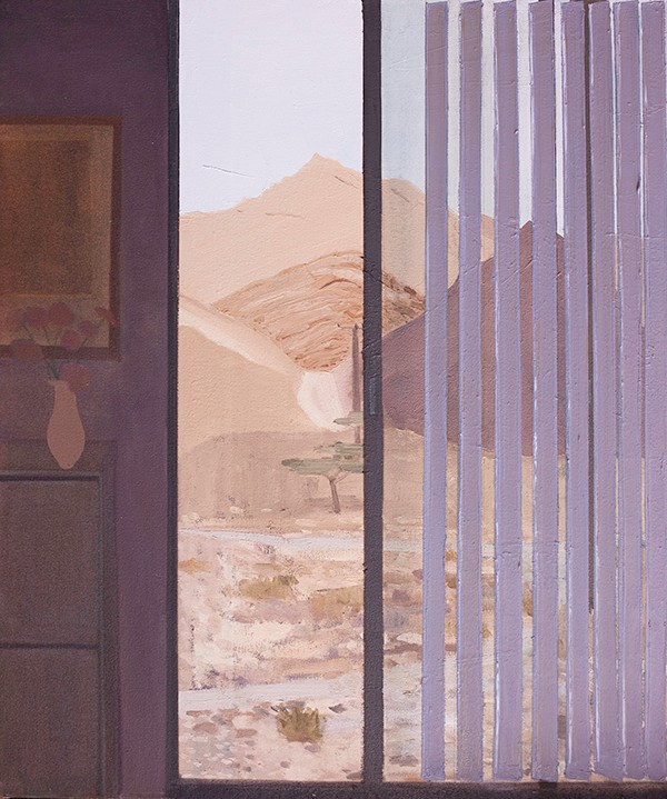 Artwork – Desert Home, 2018