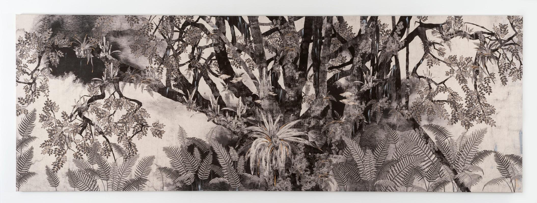 Artwork – El sauco de Ananse, 2019