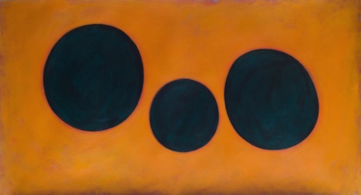 Artwork – Floating: Gold, 2019