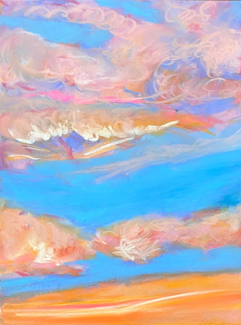 Artwork – Cotton Candy 3, 2021
