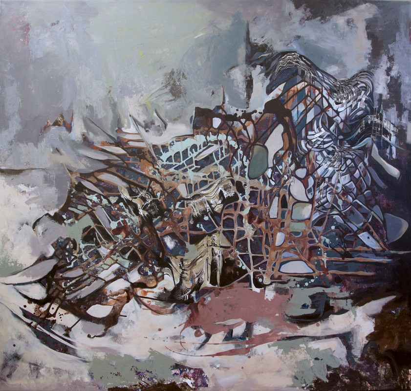 Artwork – Outpost, 2012