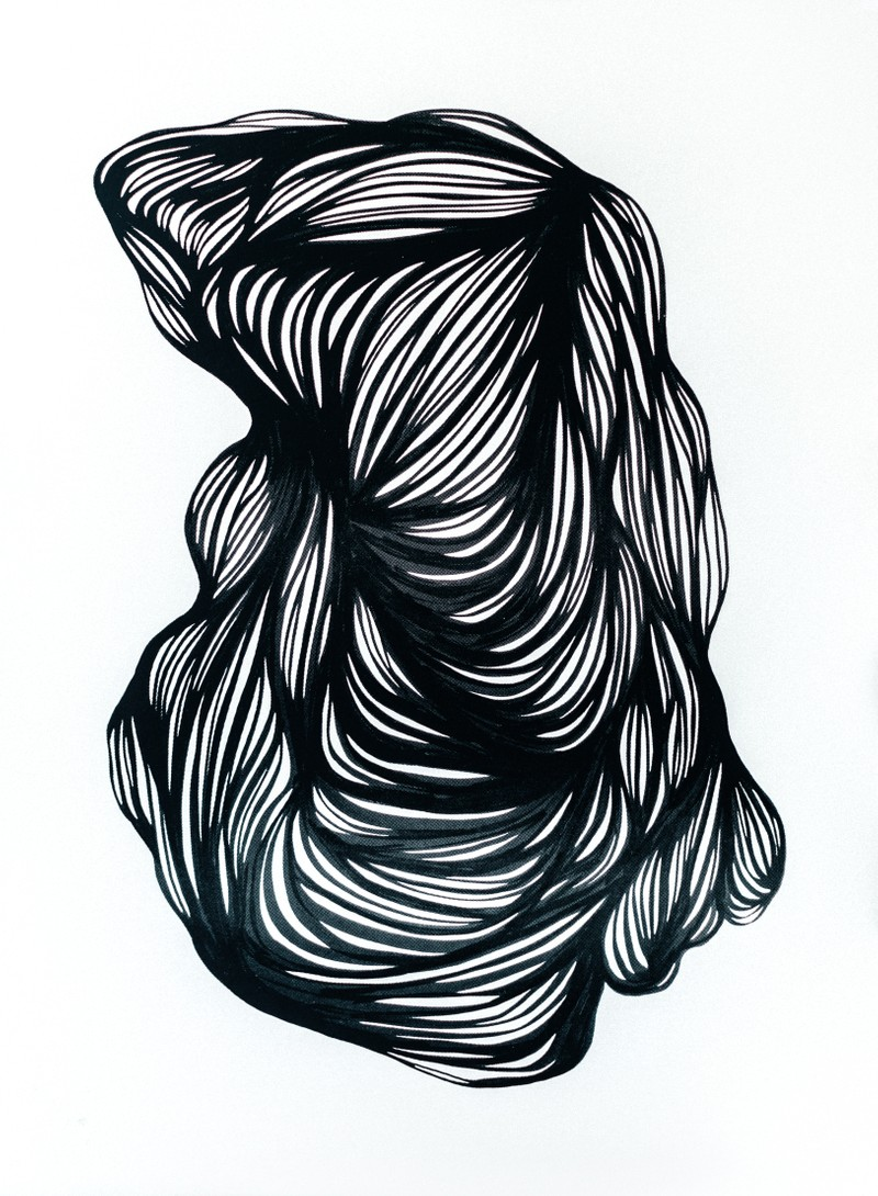 Artwork – Masa No. 2 (serigraph), 2018