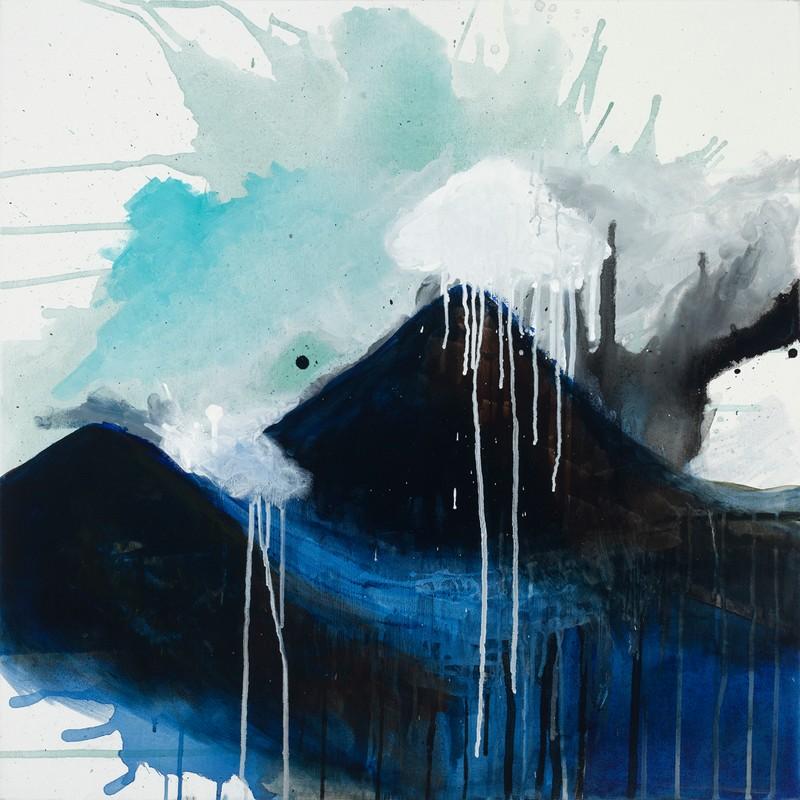 Artwork – Peaks and Valleys, No.4, 2017