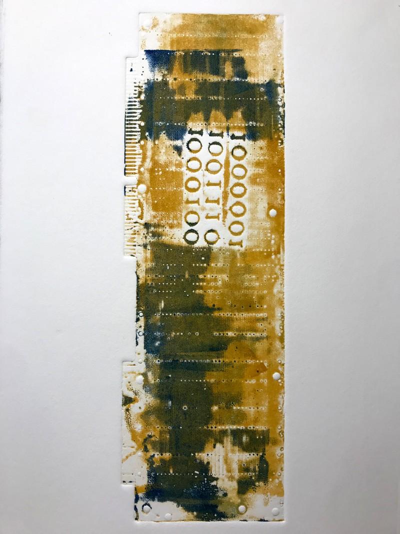 Artwork – Economic Circuits, Set of Two, 2018