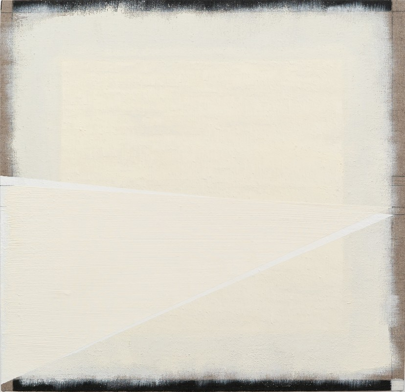 Artwork – Rational Wedge 27:22:21 (Double White), 2019