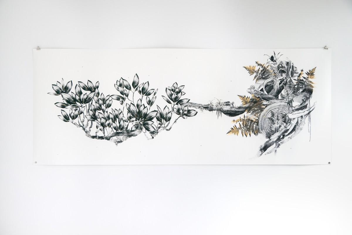 Artwork – La rama, 2015