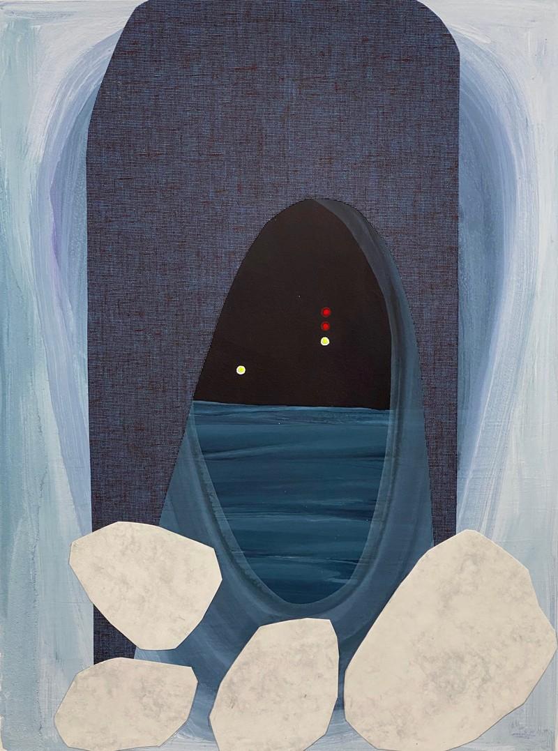 Artwork – Lost at sea, 2019