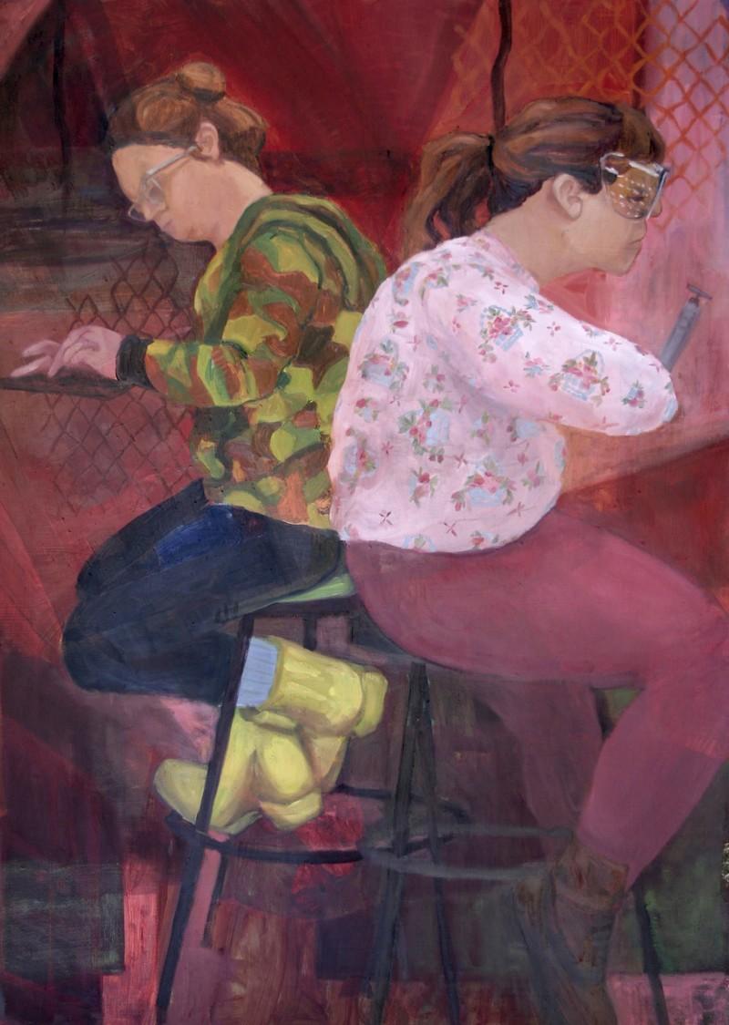 Artwork – Women at Work, 2019