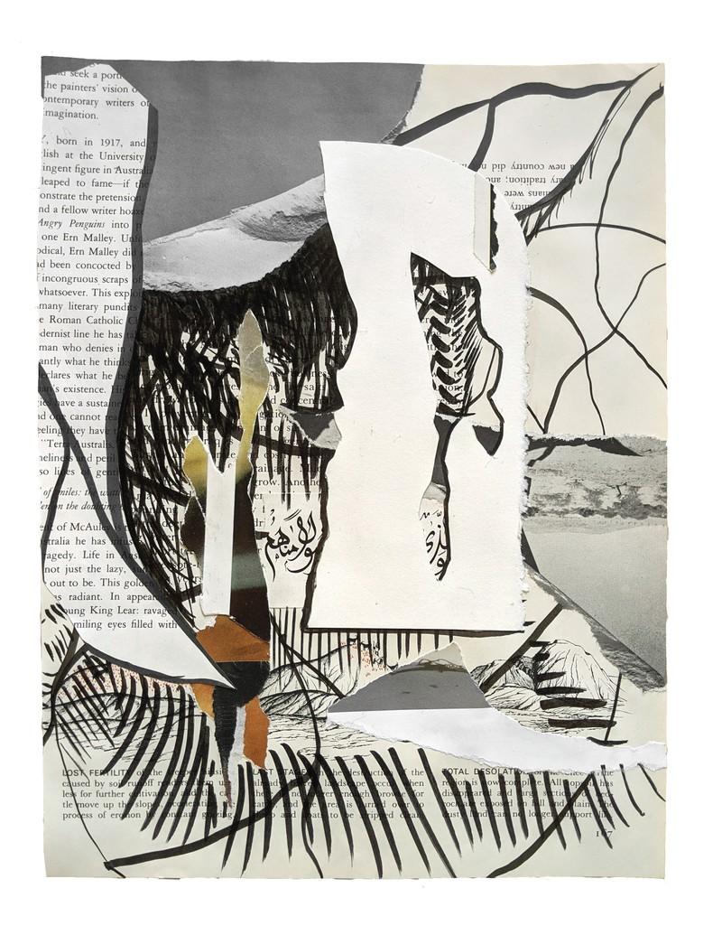 Artwork – Israfil/إسْرَفِيْل, 2020