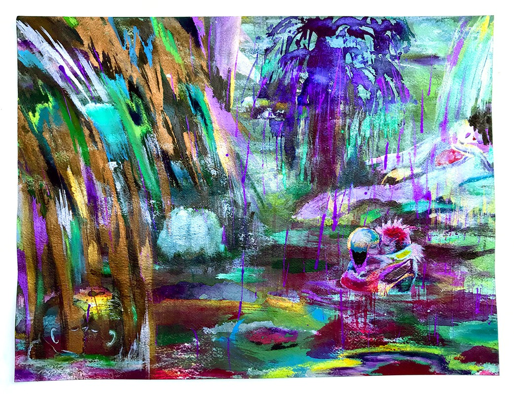 Artwork – Pride Love, 2020