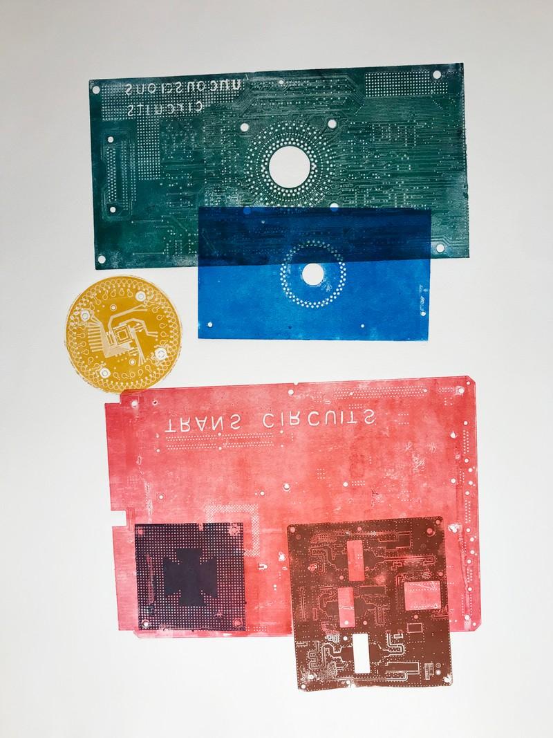Artwork – Trans Circuits, 2018