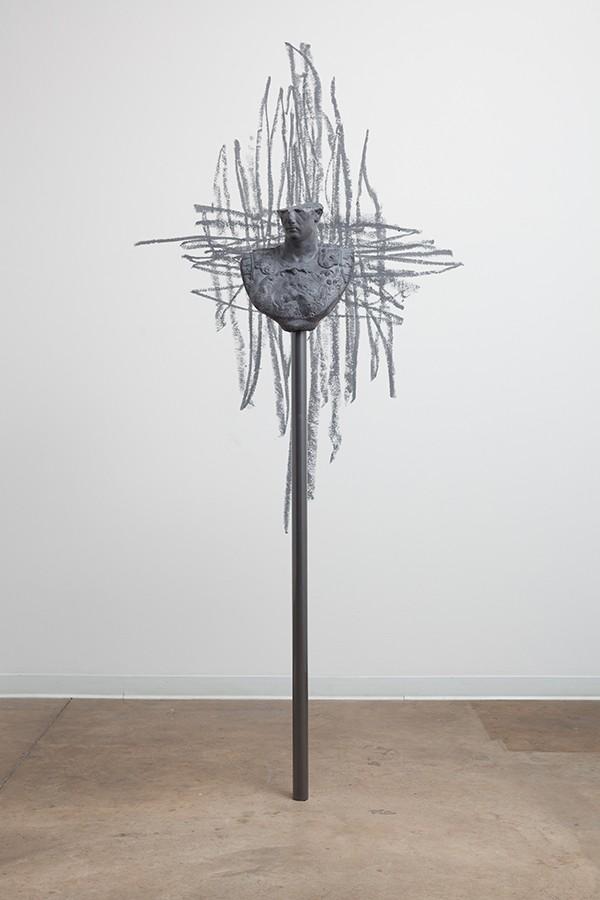 Artwork – Statues Also Die (Whit), 2016