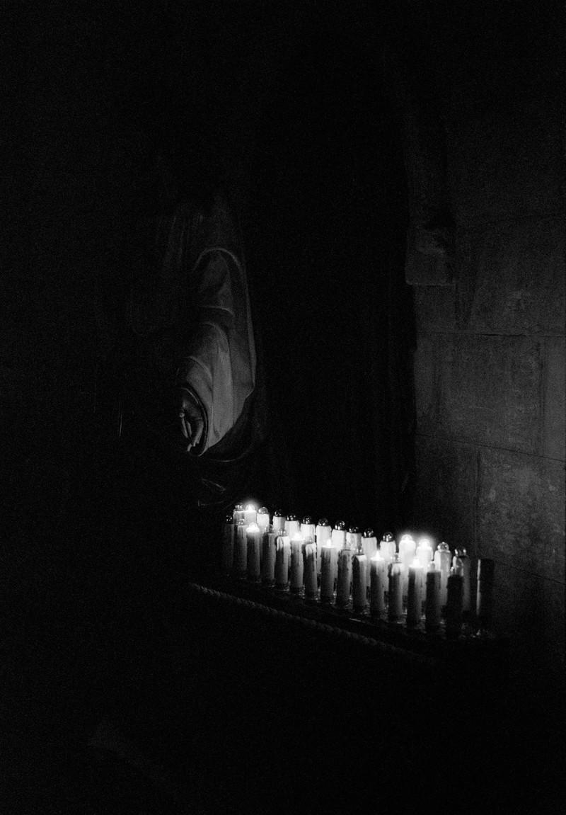 Artwork – Hand in the dark, 2018