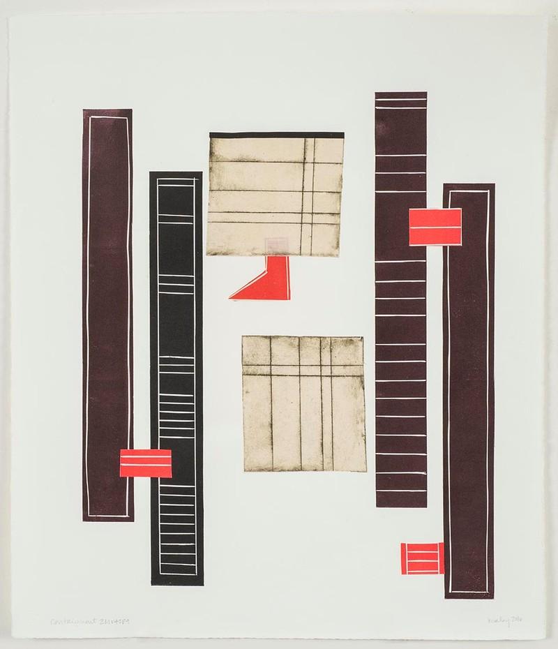 Artwork – Containment ZM U42P9, 2016