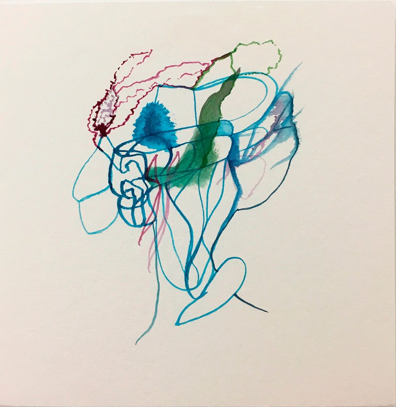 Artwork – Helmet, 2018