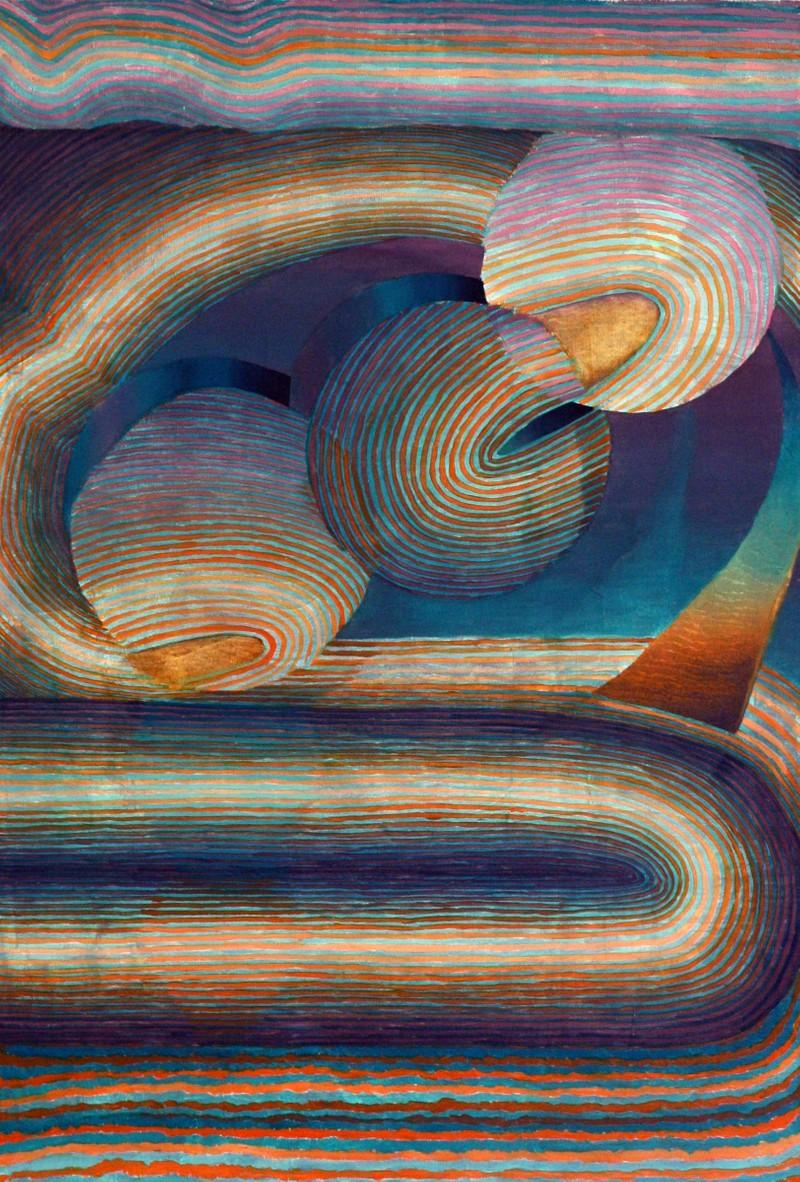 Artwork – The exchange, 2018
