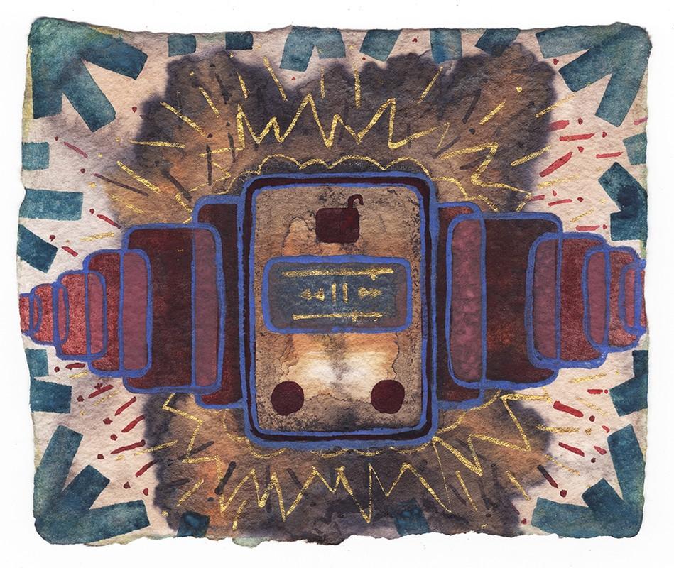 Artwork – Toxic Tone, 2020